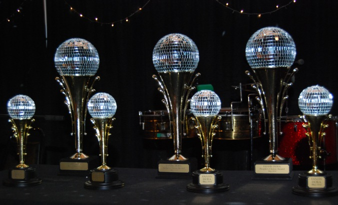 DORA Mirror Ball Awards