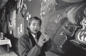 Artist Val Laigo