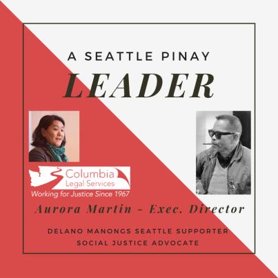 Columbia Legal Services - Aurora Martin
