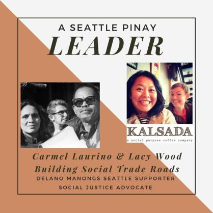 Kalsada Coffee - Carmel Laurino & Lacy Wood